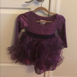 Worn once Girls dress Iris & Ivy size 2T